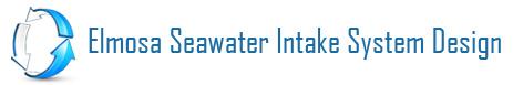 Elmosa Seawater intake system design
