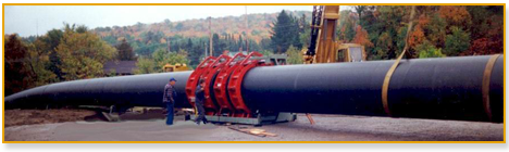 The intake pipeline